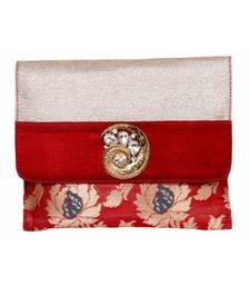 Buy Ethnic Broacde Sling Style Purse sling-bag online
