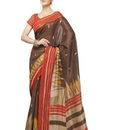 Buy bhagalpuri style E7507B saree art-silk-saree online