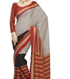 Buy bhagalpuri style E7512B saree art-silk-saree online