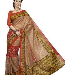 Buy bhagalpuri style E7506B saree art-silk-saree online