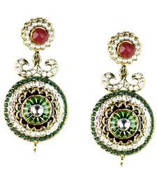Buy Beautiful  Gold Danglers- Drops danglers-drop online