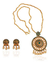 Buy Appealing antique necklace set Pendant online