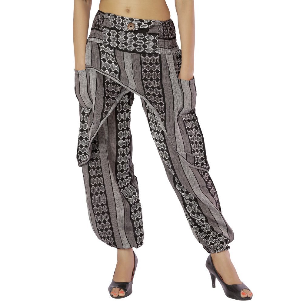 "Length = 41"" ( cm) These harem pants are very roomy, loose fitting Hoerev Brand Super Soft Modal Spandex Harem Yoga Pilates Pants. by Hoerev. $ - $ $ 10 $ 15 99 Prime. FREE Shipping on eligible orders. Some sizes/colors are Prime eligible. out of 5 stars"