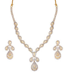 Buy Heena Contemporary collection Necklace set >> HJNL158 << party-jewellery online