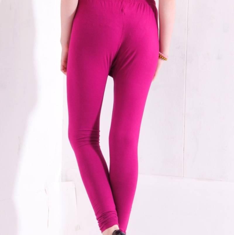Buy dee fashion house meganta cotton lycra legging online for Housse lycra