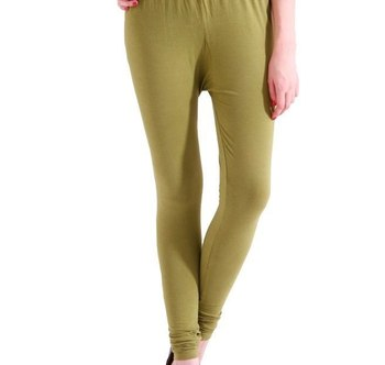 Buy dee fashion house light oilve cotton lycra legging online for Housse lycra