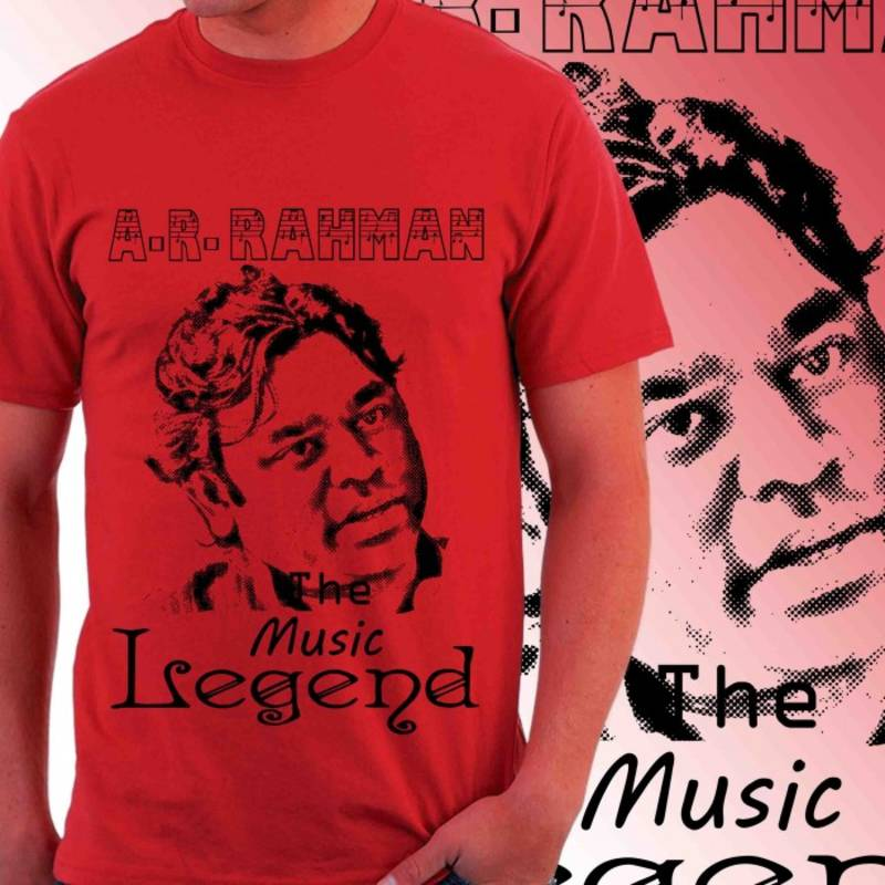 buy ar rahman music legend t shirt online. Black Bedroom Furniture Sets. Home Design Ideas