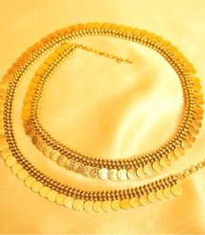 Buy Antique Gold look Coin Waistbelt waist-belt online