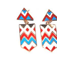 Buy Statement colourful earrings Earring online