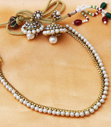 Buy White Agate necklace-sets necklace-set online