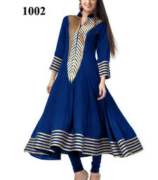 Buy New Collection Of Latest Purple Kurti long-kurti online