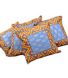 Buy Gold Print Cushion Cover Set Mothers Day Gift cushion-cover online