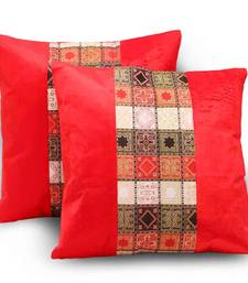 Buy Rajasthani Ethnic Style 2 Pc. Cushion Covers Set other-home-furnishing online