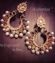 Buy Waheeda - Bollywood Balla danglers-drop online