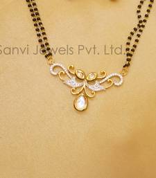 Kundan Traditional Mangalsutra