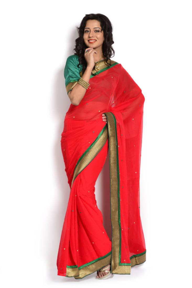 Chiffon Sarees Designs Buy Plain And Designer Chiffon | Holidays OO