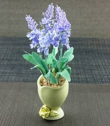 Buy Artifical Flower With Ceramic Pot flower online