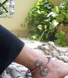 Buy zip your feet-anklet anklet online