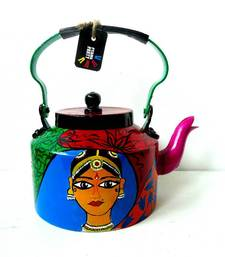 Buy Bharatanatyam dancer tea-kettle online