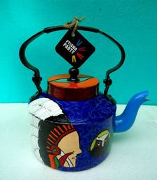 Buy Red Indian-Big chief green leaf tea-kettle online