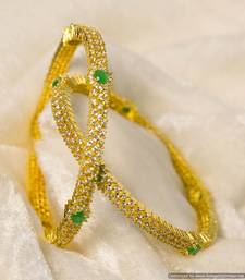 Buy Design no. 16.813....Rs. 1950 pair bangles-and-bracelet online