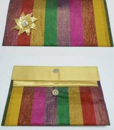 Buy Rainbow stripped Magnetic Pouches engagement-gift online