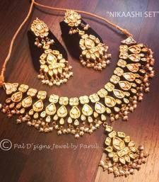 Buy Nikaashi Set necklace-set online
