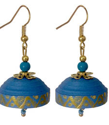 Buy Blue danglers-drops danglers-drop online