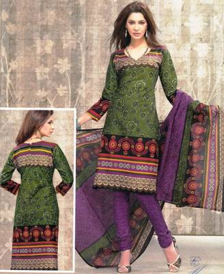 Dress material cotton designer prints unstitched salwar kameez suit d.no sg9138