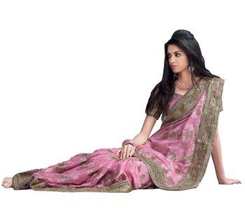 Designer Indian Sari SimSim 7013 B