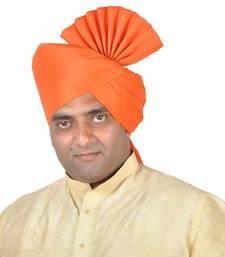Buy Plain Kolhapuri Pheta Turban turban online