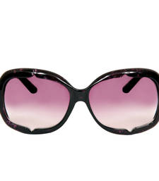 Buy 1220 MAROON Rectangular Sunglasses sunglass online