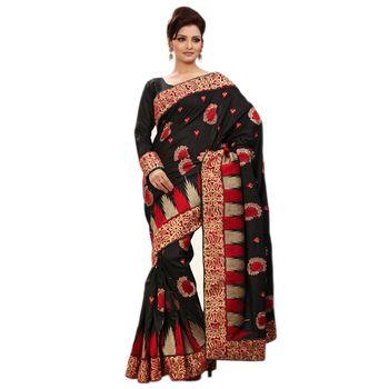 Elegant Designer Sari 9043C