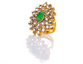 Beautiful Jadtar Ring