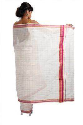 Kerala traditional set saree