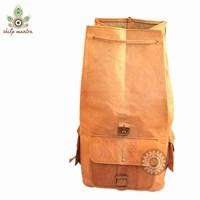 College Handmade Leather Bag