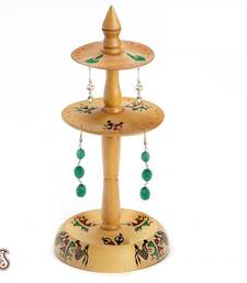 Buy Hand Painted Earring stand other-home-accessory online