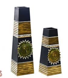 Buy Diwali Gifts Dark Shade Elegant Flower Vases birthday-gift online