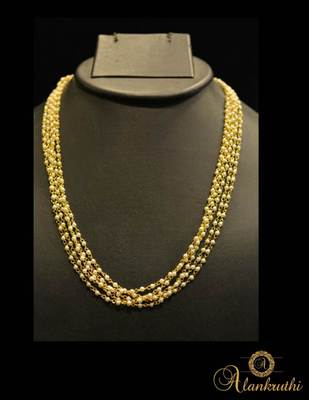 Alankruthi Pearl Necklace Set 8