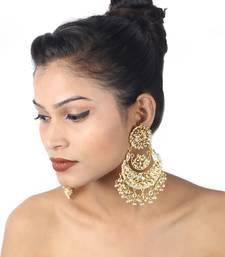 Buy Stunning Chandbalis danglers-drop online