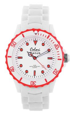Colori-Summer White Red