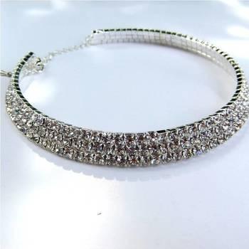 Stone Studded Choker Necklace