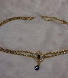 Buy Beautiful multicolor jewellery waist-belt online