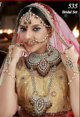 Bridal Set Art No. 535