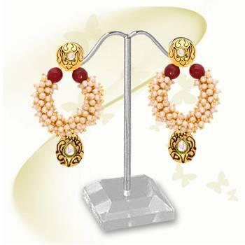 Pearl Fashion Earring 7646
