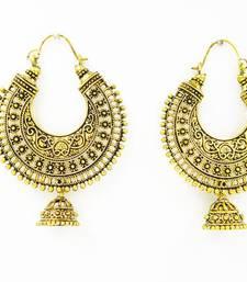 Buy Companies Chandbali Fashion Earrings danglers-drop online