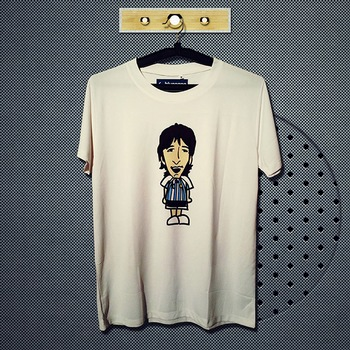 Messi Polyester T-Shirt