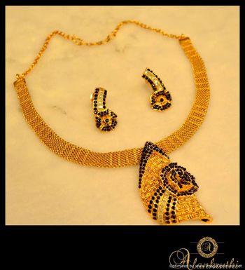 Antique Necklace Sets 2