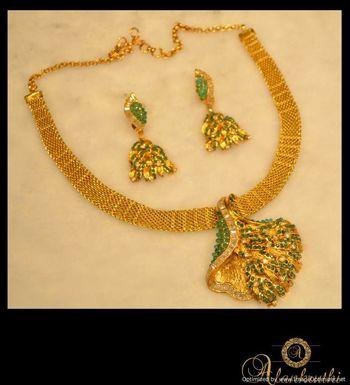 Antique Necklace Sets 6