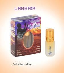 Buy AL NUAIM LABBAIK 3ML ROLL ON gifts-for-him online